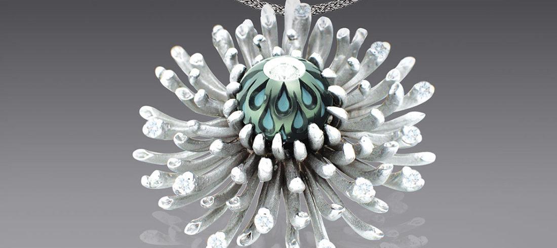 Carved Pearl (Pérola Entalhada)