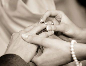 Casamento: tabela antiga de Bodas