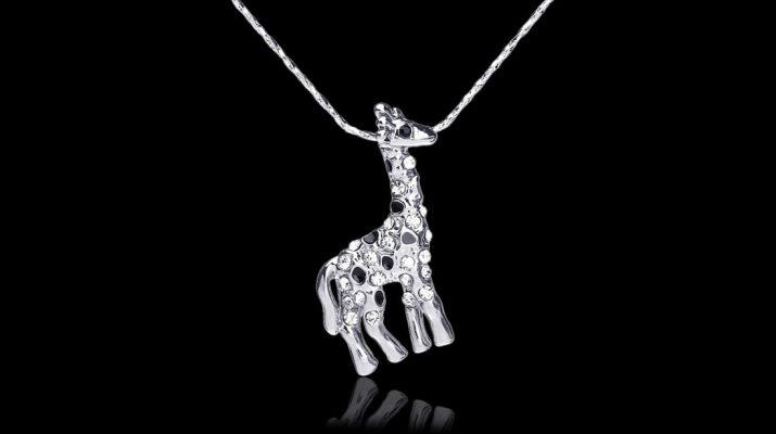 Colar de girafa - Rikoj